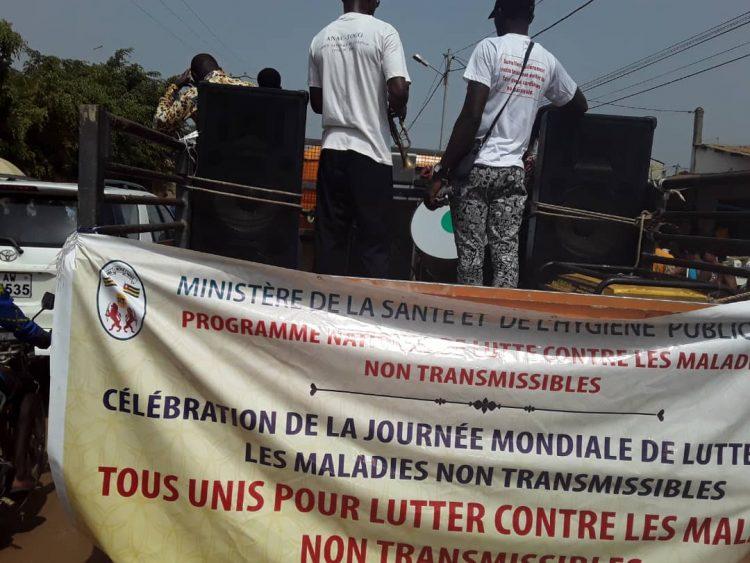 Lutte contre les MNT: le PNMNT a sensibilisé et dépisté plusieurs pesronnes à Lomé
