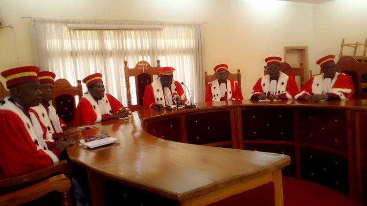 Présidentielle: Kagbara et Thon éjectés de la course par la Cour Constitutionnnelle