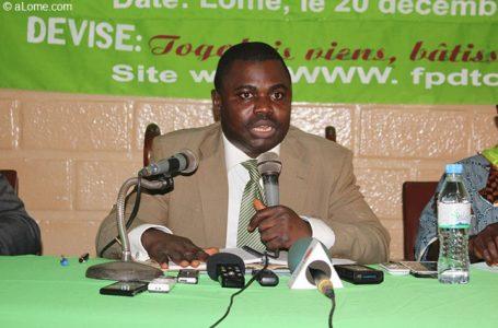 Togo: Oré appelle à une mobilisation populaire pour arracher une transition politique