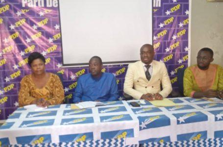 Présidentielle: Kagbara s'engage pour la cause des Togolais surtout des femmes et des jeunes