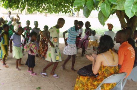 Togo : les jeunes dans les centres d'animation socio-éducative