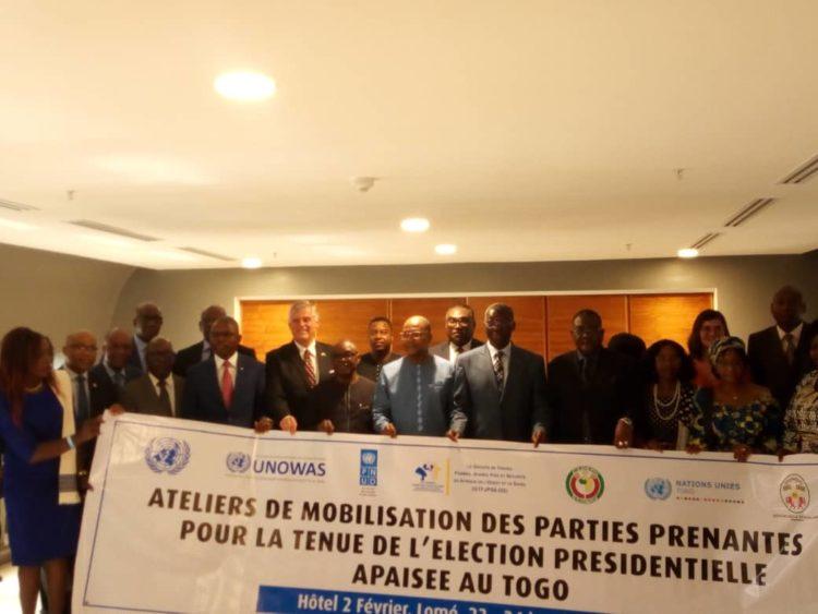 Togo: UNOWAS et la CEDEAO s'engagent pour une élection apaisée